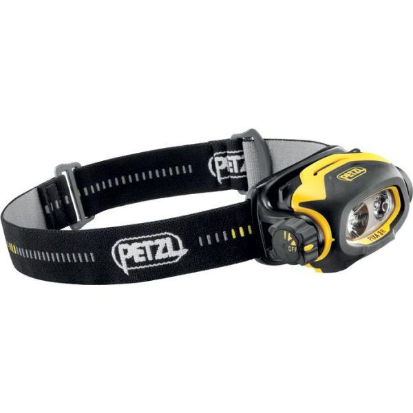 Hodelykt Petzl Pixa 3R