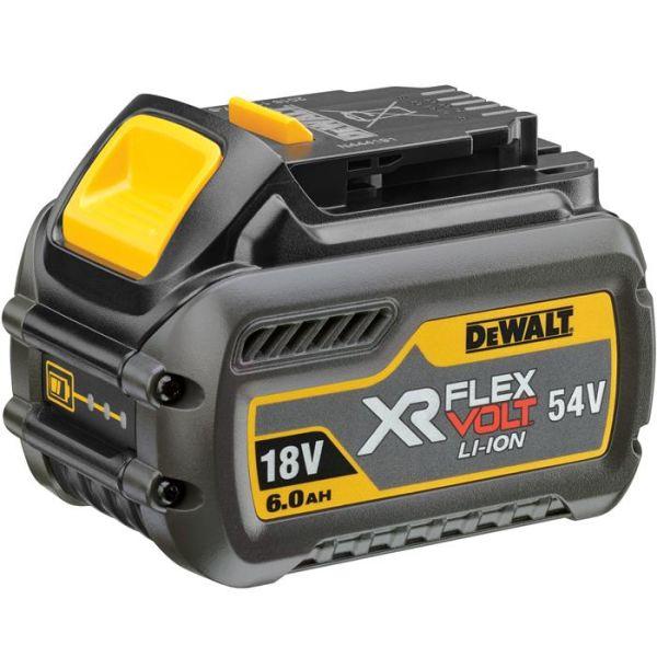 Li-Ion Batteri Dewalt DCB546 XR FlexVolt 18V/54V, 6,0Ah