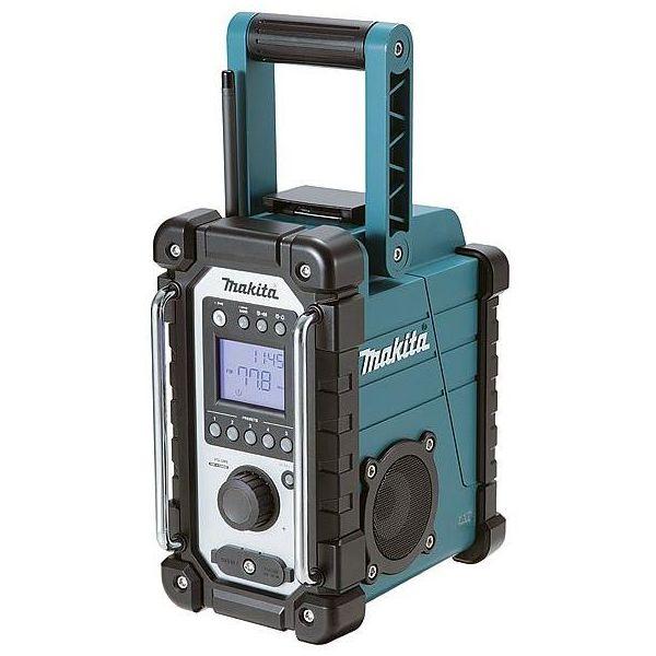 Radio Makita DMR107 ilman akkuja ja laturia