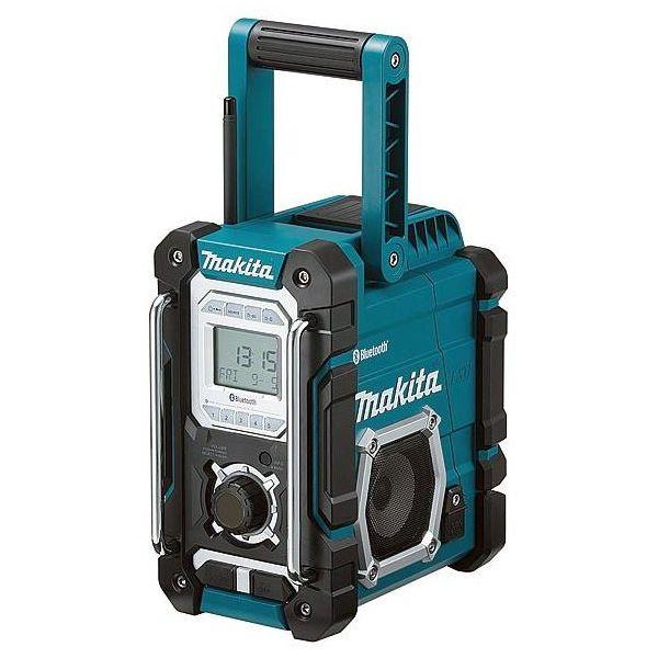 Radio Makita DMR108 utan batteri och laddare