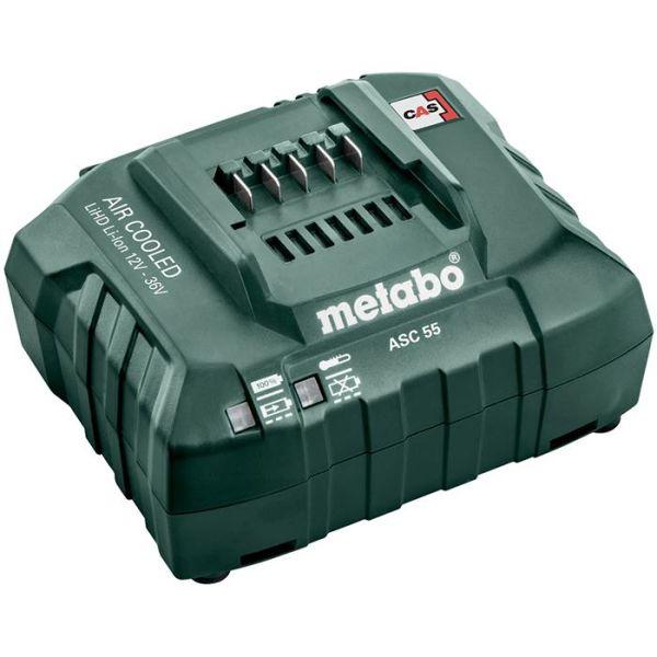 Akkulaturi Metabo ASC 55 12-36 V