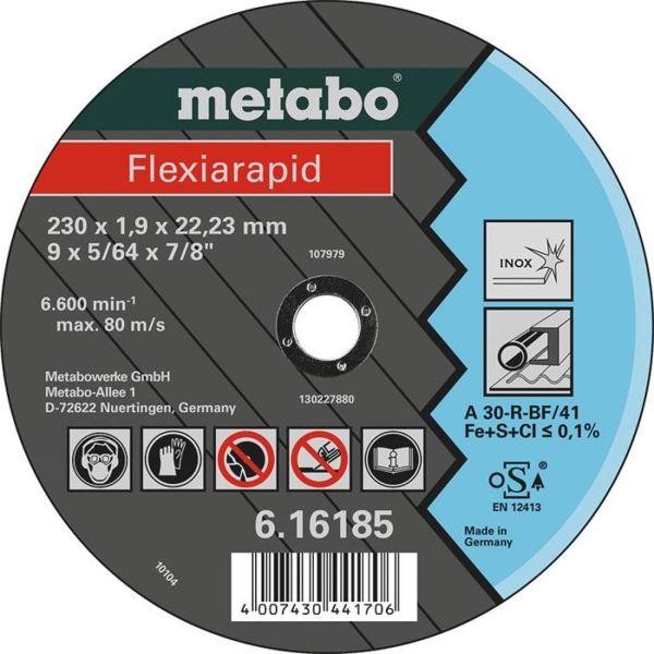 Kapskiva Metabo 616185000