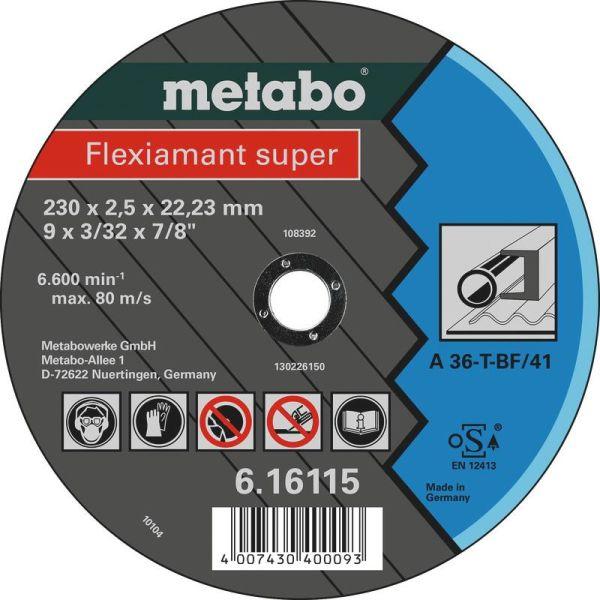 Kapskiva Metabo 616107000