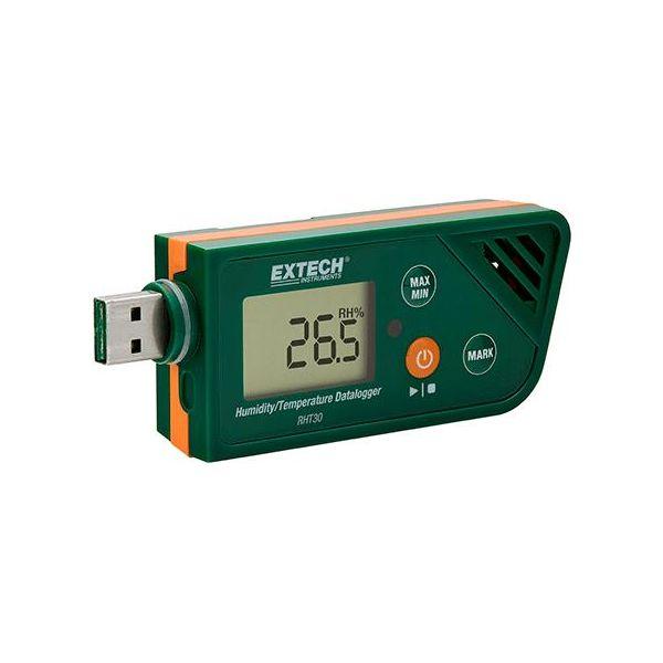 Temperatur- og RF-logger Extech RHT30