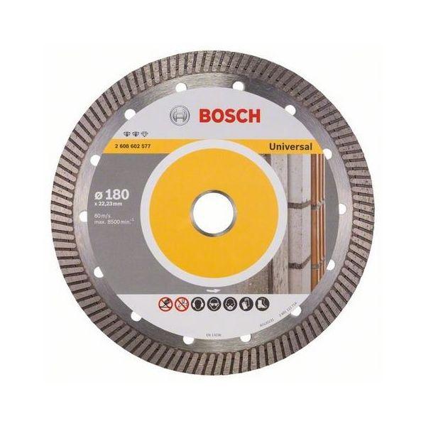 Diamantkapskiva Bosch Expert for Universal Turbo  180x22,23mm