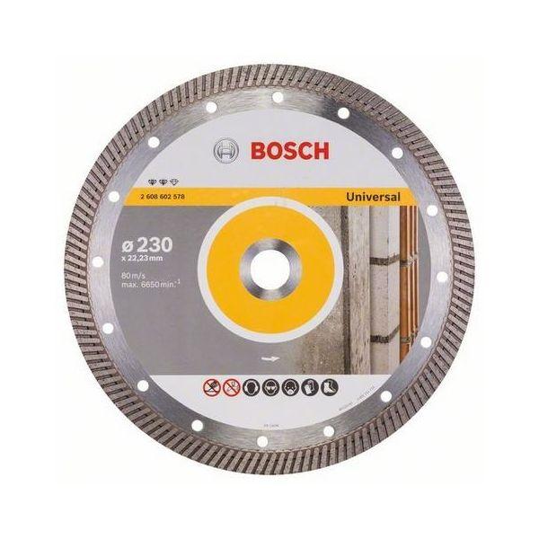 Diamantkapskiva Bosch Expert for Universal Turbo  230x22,23mm