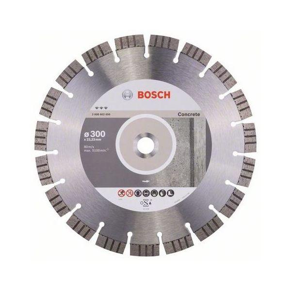 Bosch Best for Concrete Diamantkapskiva 300x2223mm