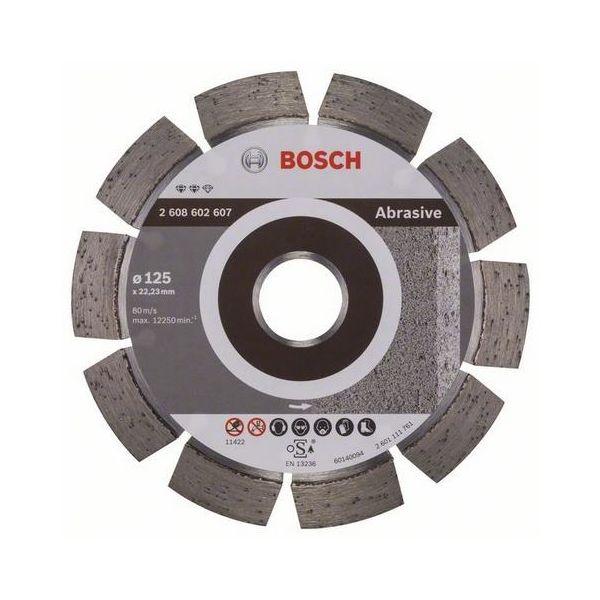 Bosch Expert for Abrasive Diamantkapskiva Ø125mm