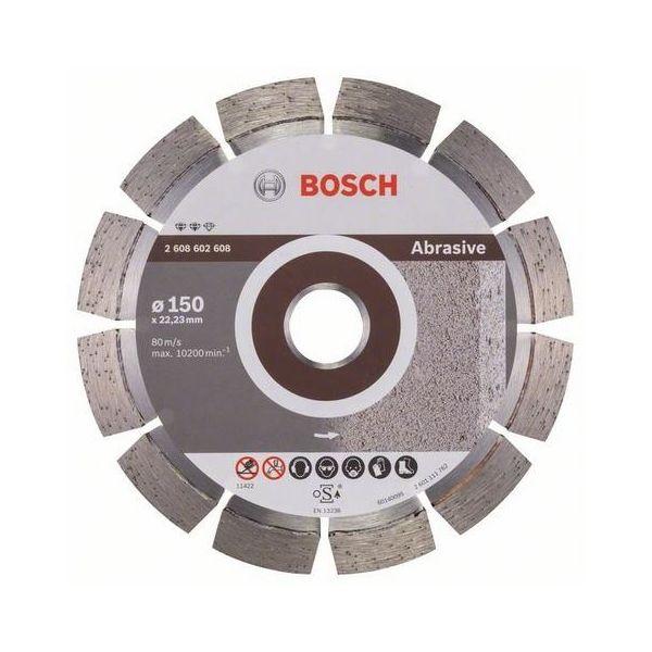 Bosch Expert for Abrasive Diamantkapskiva Ø150mm