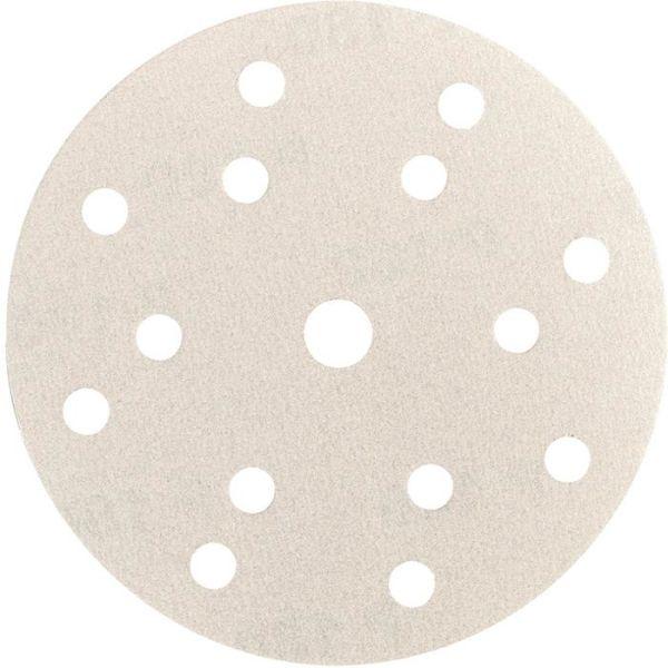 Sliprondell Metabo 626688000 150 mm, 15-hålat P180