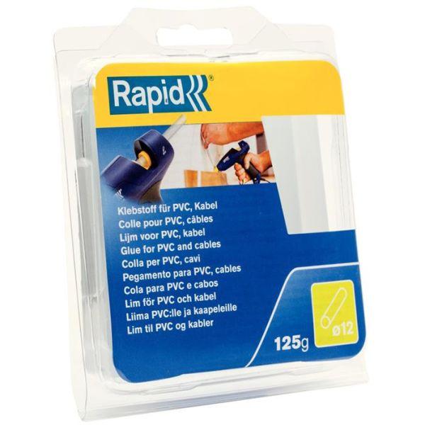Limstav Rapid 40107358 PVC/Kabel, 125 g, Ø12x94 mm