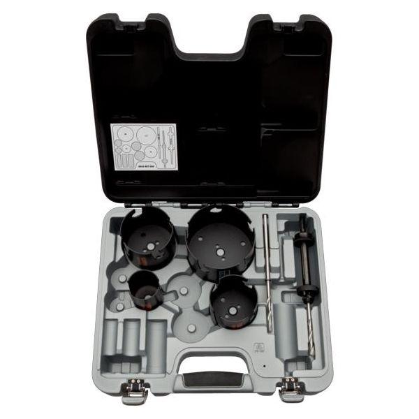 Hålsågsats Bahco 3833-SET-302 Superior