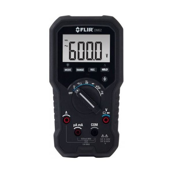 Multimeter Flir DM62