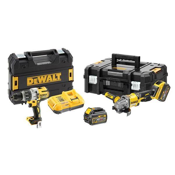 Verktygspaket Dewalt DCK2055T2T