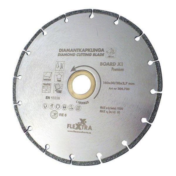 Diamantklinge Flexxtra 304730 160 mm