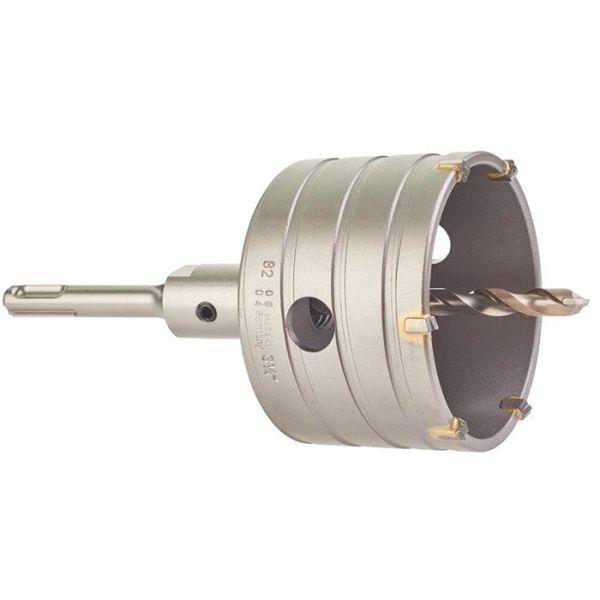 Kärnborrsats Milwaukee TCT 4932399297 SDS-Plus, 82x50 mm, 4 delar