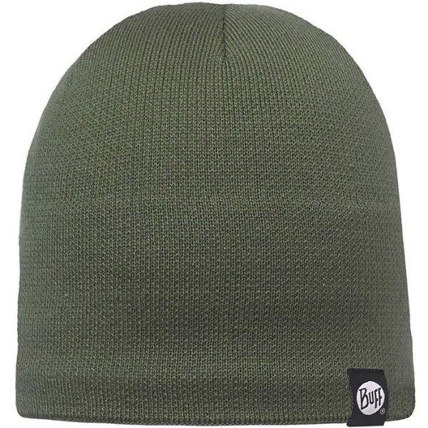 Mössa Buff Knitted Polar grön