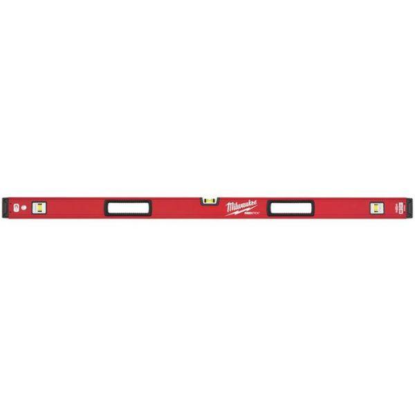Vesivaaka Milwaukee REDSTICK BACKBONE 120 cm, magneetti