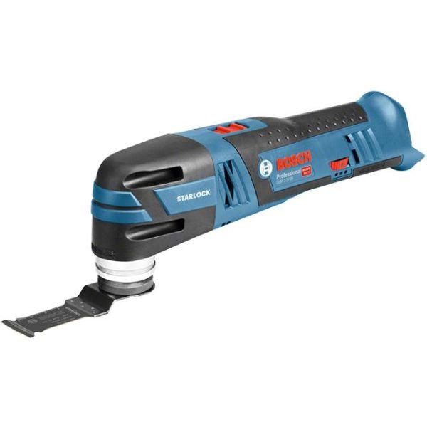 Multikutter Bosch GOP 12V-28 uten batterier og lader