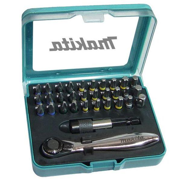 Bitssats Makita P-79790 32 delar