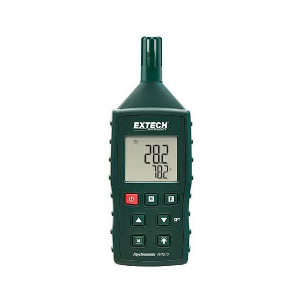 Luftfuktighetsmätare Extech RHT510