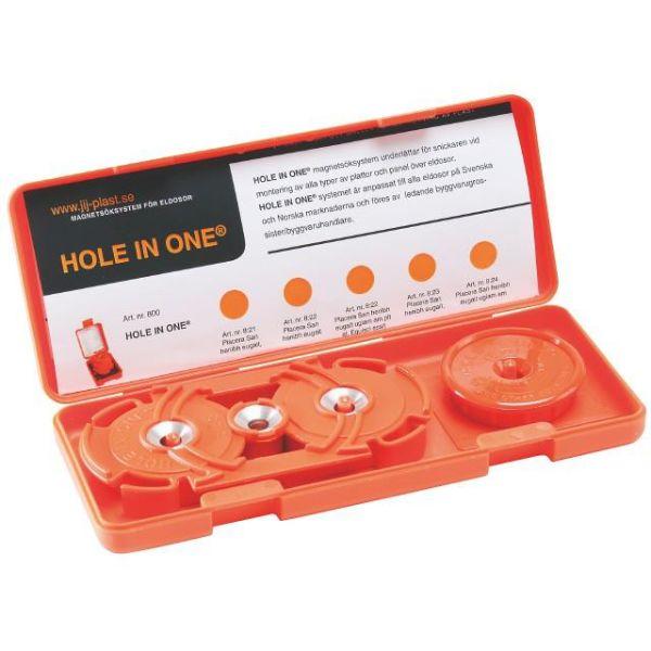Magnetsøkesystem Hole-In-One 2004