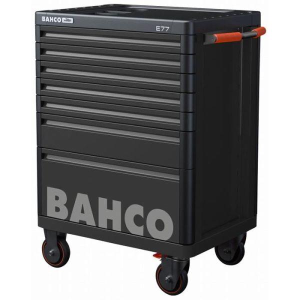 Bahco 1477K7BLACK Verktygsvagn utan verktygssats