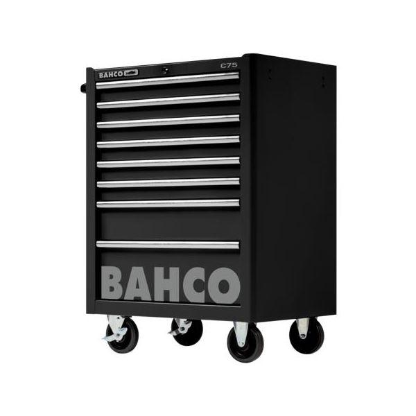 Verktygsvagn Bahco 1475K8BLACK utan verktygssats