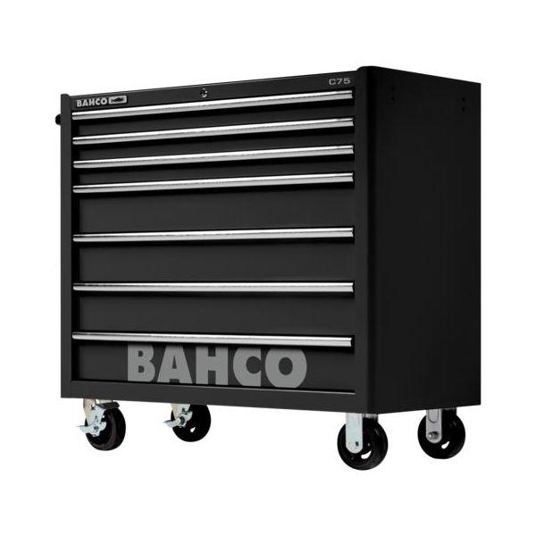 Verktygsvagn Bahco 1475KXL7BLACK utan verktygssats