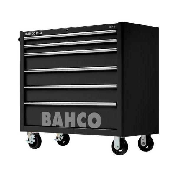 Verktygsvagn Bahco 1475KXL6BLACK utan verktygssats