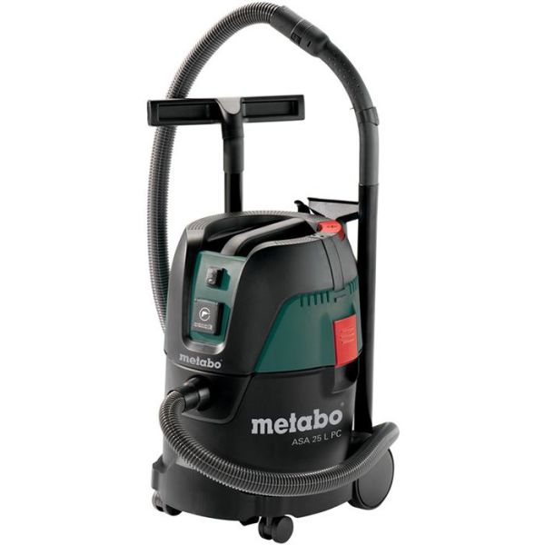 Pölynimuri Metabo ASA 25 L PC