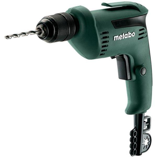 Metabo BE 10 Borrmaskin med snabbchuck, 450 W