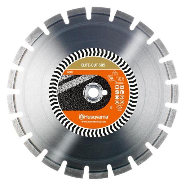 Diamantklinga Husqvarna 579812010 ELITE-CUT S85 300x25,4 mm