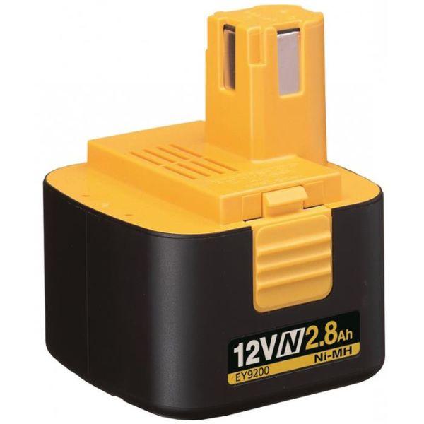 Batteri Panasonic EY9200B 12V 2,8Ah