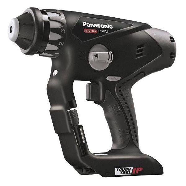 Borrhammare Panasonic EY78A1X utan batterier och laddare