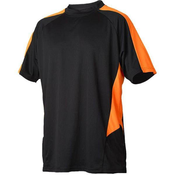 T-shirt Vidar Workwear V71005207 orange/svart XL