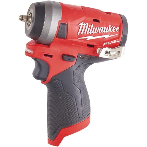 Milwaukee M12 FIW14-0 Mutterdragare utan batterier och laddare