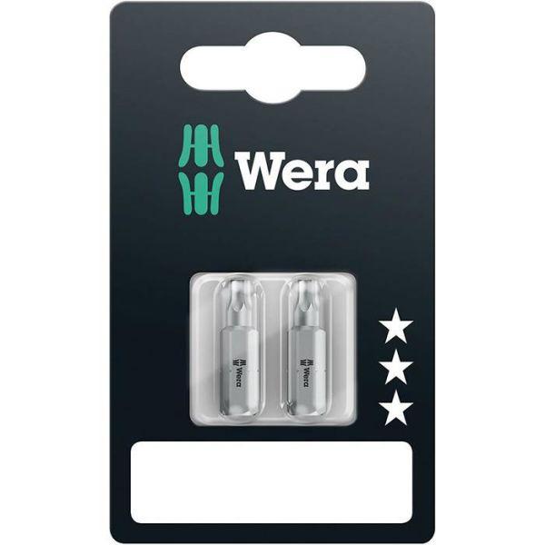 Bits Wera 867/1 Z SB TX 15 x 25, 2-pakning