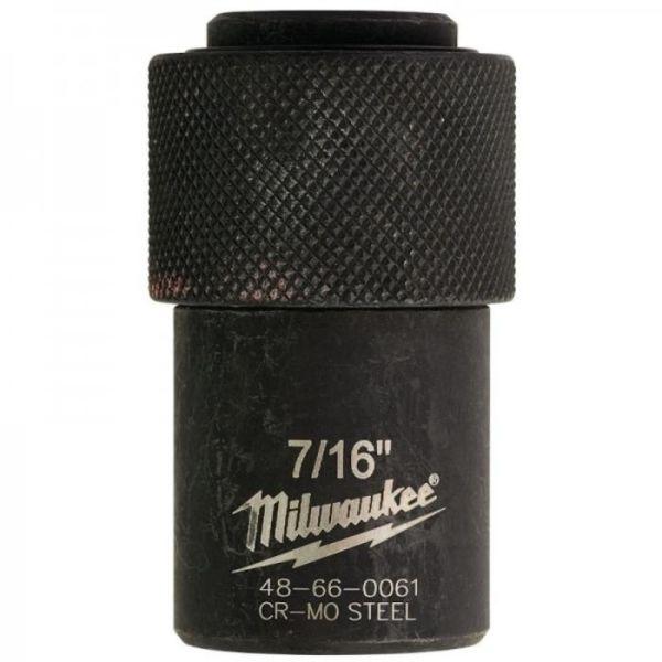 """Adapter Milwaukee 48660061 1/2"""" till 7/16"""""""