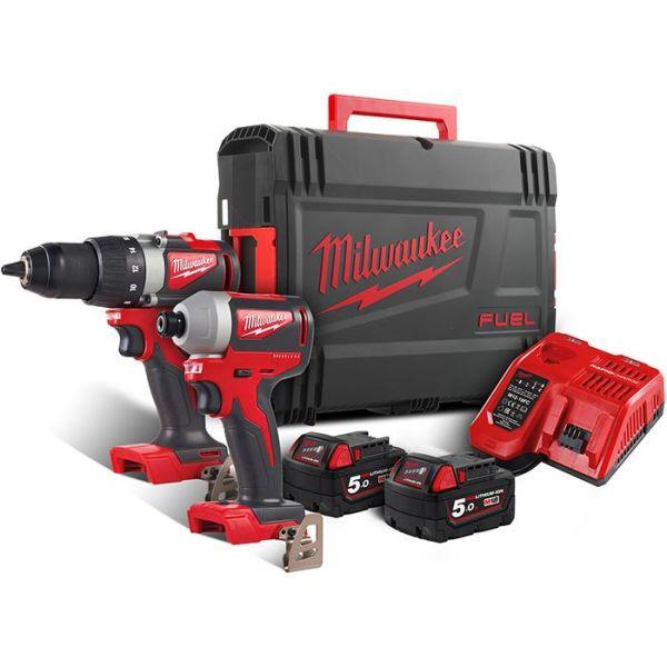 Työkalupaketti Milwaukee M18 BLPP2B2-502X
