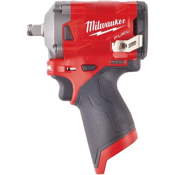 Muttertrekker Milwaukee M12 FIWF12-0 uten batterier og lader