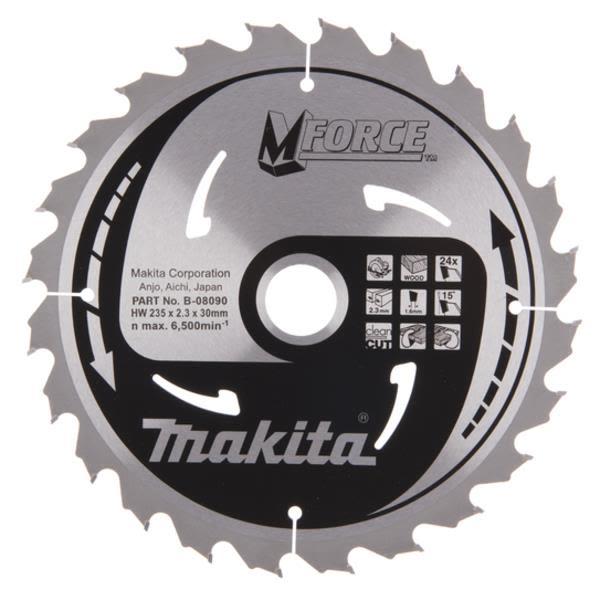 Makita B-08090 Sågklinga 24T