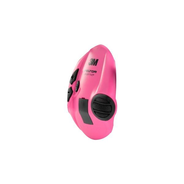 Skal 3M Peltor 210100-478PI rosa, vänster