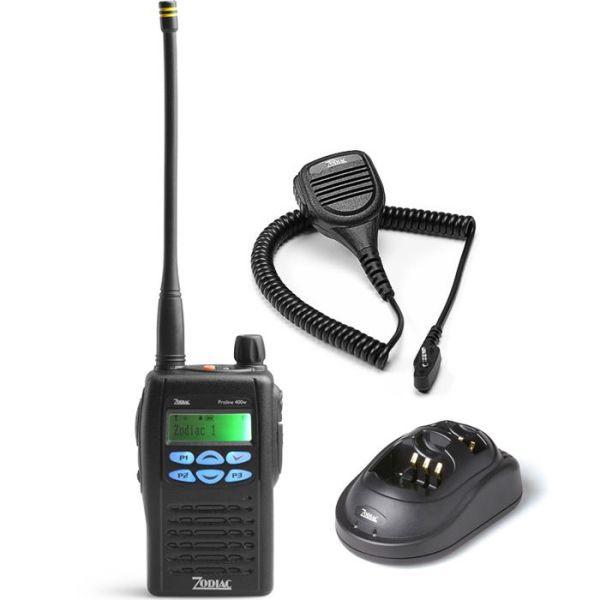 Radiopuhelinpaketti Zodiac Proline Plus 400
