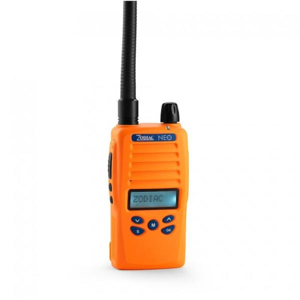 Jaktradio Zodiac Neo BT 155 med Bluetooth