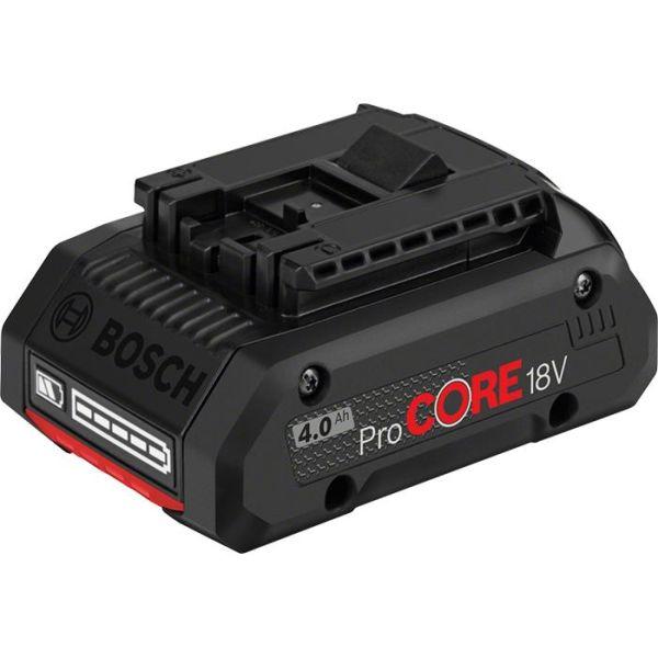 Batteri Bosch ProCORE 18 V 4,0 Ah