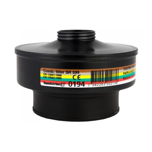 Kombinert filter Sundström SR 599 til SR 500 og SR 500 EX