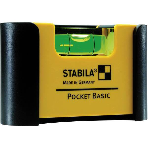 Stabila Pocket Basic Fickvattenpass