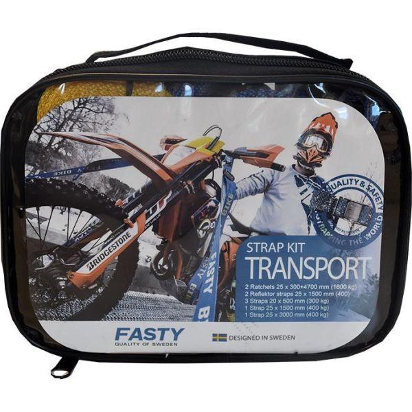 Spännbandsset Fasty 316  Transport