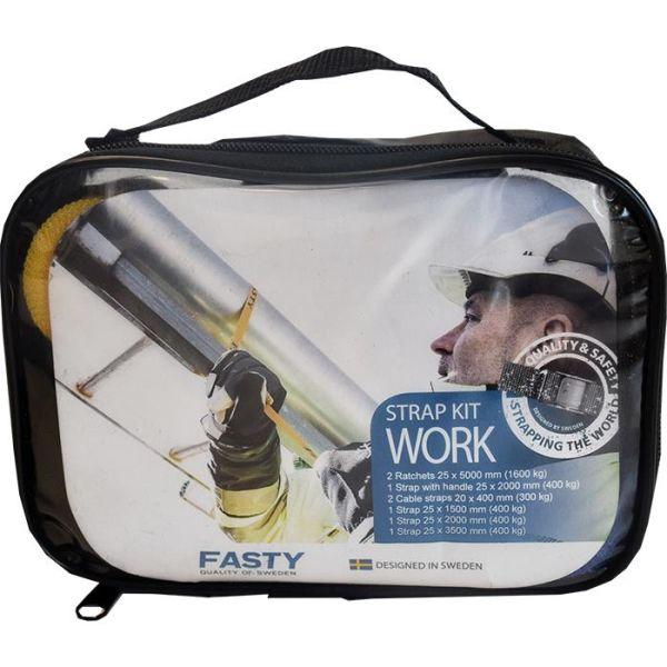 Spennbåndsett Fasty 317  Work